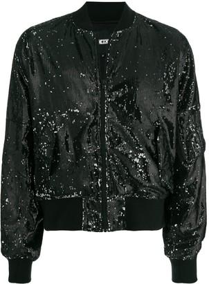 Kokon To Zai Limited Edition sequin bomber jacket