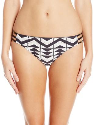 Ella Moss Women's Zaire Side Strap Bikini Bottom