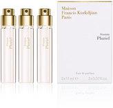 Francis Kurkdjian fé;minin Pluriel Travel Refills Eau de Parfum, 3 x 0.37 oz.