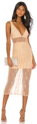 NBD Libra Midi Dress
