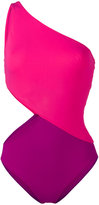 Araks Elmar colour block swimsuit - women - Nylon/Spandex/Elastane - XS