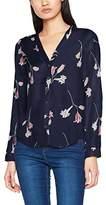 Vero Moda Women's Elena Long Sleeve Floral Shirt