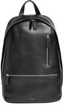 Skagen Men's Kr?yer Faux Leather Backpack - Black