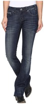 Rock and Roll Cowgirl Rival Bootcut in Dark Wash W6-8466