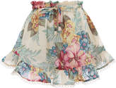 Zimmermann Kali Hibiscus Skirt