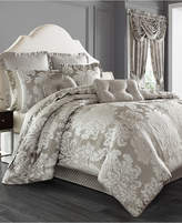J Queen New York Chandelier Queen 4-Pc. Comforter Set