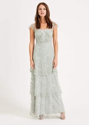 Phase Eight Rai Beaded Maxi Dress