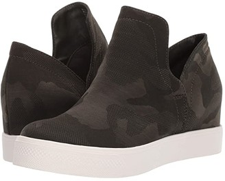 Steve Madden Wrangle Sneaker (Camoflage) Women's Shoes