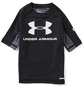 Under Armour Little Boys 2T-7 Composite Rashguard Tee