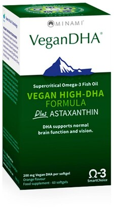 Minami Vegan DHA Softgels (Pack of 60)