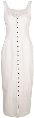 Mara Hoffman Angelica button-down dress