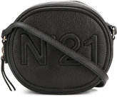 No.21 round crossbody bag