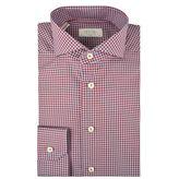 Eton Slim Gingham Shirt