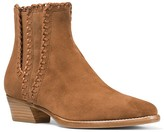 Michael Kors Presley Whipstitched Low Heel Booties