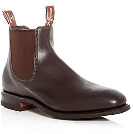 R.M. Williams Men's Comfort Craftsman Leather Chelsea Boots