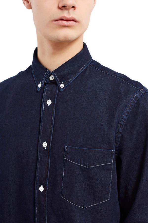 Acne Studios Isherwood Denim Shirt