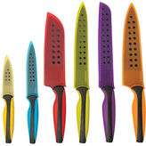 Paderno Six-Piece Non-Stick Knife Set