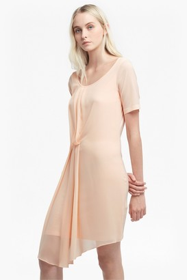 French Connection Florrie Drape Dress