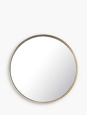 Pottery Barn Kids Small Round Mirror, 76cm