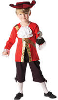 Rubie's Costume Co Captain Hook Children's Costume, 5-6 years