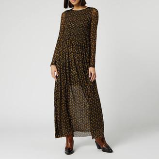 Free People Women's Hello and Goodbye Midi Dress