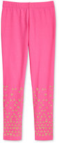 Epic Threads Mix and Match Triangle Border Hem Leggings, Little Girls (2-6X), Only at Macy's