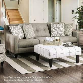 Wenger Darby Home Co Loveseat Darby Home Co