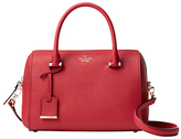 Kate Spade Cameron Street Lane Leather Satchel, Rosso