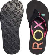 Roxy Vista Flip-Flop Sandals, Little Girls (11-3) & Big Girls (3.5-7)