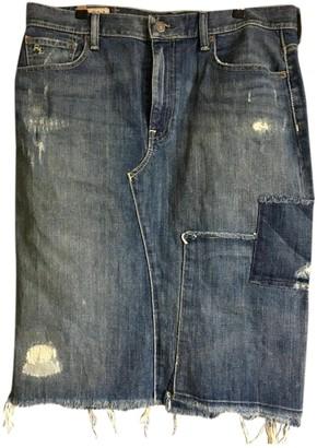 Polo Ralph Lauren Blue Denim - Jeans Skirt for Women