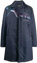 Undercover A Clockwork Orange-print coat