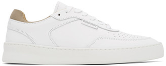 Filling Pieces White Spate Plain Phase Sneakers
