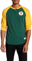 Mitchell & Ness Green Bay Packers Henley