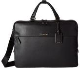 Tumi Voyageur Leather Westport Slim Brief Briefcase Bags