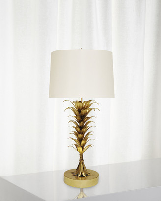 Worlds Away Capri Table Lamp