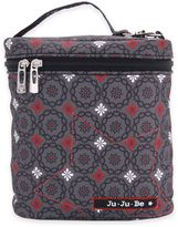Ju-Ju-Be Fuel Cell Bottle Bag/Lunch Pail in Magic Merlot/Grey
