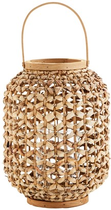 Madam Stoltz - Natural Water Hyacinth Lantern