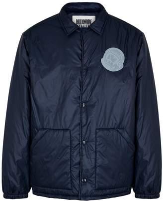 Billionaire Boys Club Navy Padded Shell Jacket