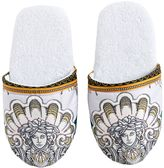 Versace Les Étoiles De La Mer Printed Slippers