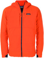Patagonia zipped pockets hooded jacket