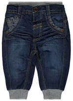 George Cuffed Denim Jeans
