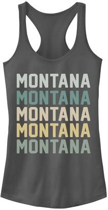 Fifth Sun Juniors' Montana Colorful Stack Tank
