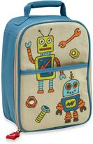 SugarBooger by o.r.e Zippee Lunch Tote in Retro Robot