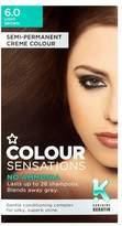 Superdrug Colour Sensations Light Brown 6.0
