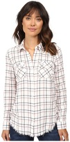 Splendid Marguerite Flannel Plaid