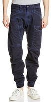 G Star Men's Powel 3D Tapered Cuffed Pants