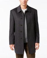 Lauren Ralph Lauren Jake Herringbone Wool-Blend Overcoat