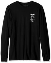 Rip Curl Men's the Early Search Hrtg Long Sleeve Shirt