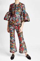Marques Almeida Marques\' Almeida Printed Jacquard Jacket