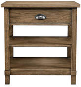 Stone & Leigh Single Drawer Nightstand - Natural